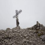 kaiserjager ferrata summit cross